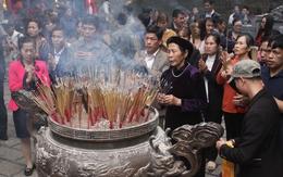 Đền Hùng đón trên 90.000 lượt khách trong dịpTết Nguyên đán Đinh Dậu 2017