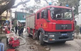 Hà Nội: Cháy lớn trong 3 căn nhà ở phố Minh Khai, nhiều tài sản bị thiêu rụi