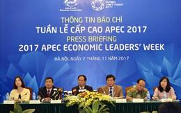 Chủ tịch nước Trần Đại Quang chủ trì Hội nghị cấp cao APEC 2017