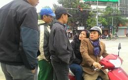 """Ước mong Tết sum vầy của lao động nghèo giữa """"chợ người"""" ở Thủ đô"""