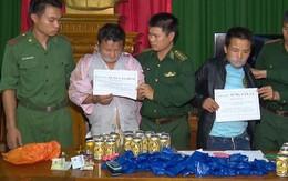90 ngày triệt phá đường dây ma túy siêu khủng ở tỉnh Thanh