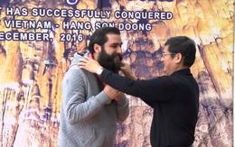 """Đạo diễn phim """"Kong: Skull Island"""" trở lại Quảng Bình chinh phục Sơn Đòong"""