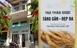 Đề nghị Công ty TNHH Mộc Linh Chi tạm dừng phân phối trà thảo dược giảm cân, tăng cân Sen Mộc