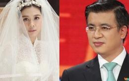 Choáng ngợp với không gian đám cưới của BTV Quang Minh và Linh Lê