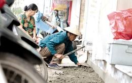 """Hà Nội đòi lại vỉa hè: Phá bậc lên xuống, """"trảm"""" bãi xe vi phạm"""