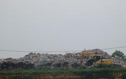 TP Sầm Sơn (Thanh Hóa): Bãi rác quá tải khiến môi trường bị ô nhiễm nghiêm trọng