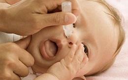 Chuyên gia y tế hướng dẫn cách sử dụng nước muối sinh lý