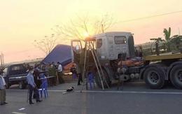 Vụ giết tài xế, trói trong cabin để cướp xe chở thép: Thân nhân nghi can ngỡ ngàng