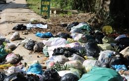 Hương Khê, Hà Tĩnh: Cả thị trấn mất ngủ vì… rác