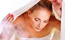 Xông hơi thải độc da mặt, có hiệu quả như vẫn nghĩ?