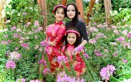 Diễn viên Linh Nga đưa hai con từ Mỹ về Việt Nam đón Tết