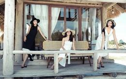 """3 mỹ nhân """"Hoa hậu Việt Nam"""" tuổi đôi mươi khoe sắc vóc tươi trẻ"""