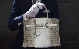 """Vụ chiếc túi Hermes """"bạch tạng"""" giá cắt cổ của sao Việt: Đâu là hàng thật?"""