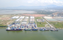 Thaco hoàn thành dự án mở rộng cảng Chu Lai