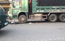 Quảng Ninh: Đi học về, 2 nữ sinh cấp 3 bị xe tải cán qua đùi, tay