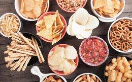 Tại sao đồ ăn vặt có vị mặn lại khiến người ta ăn bao nhiêu cũng thấy thèm?