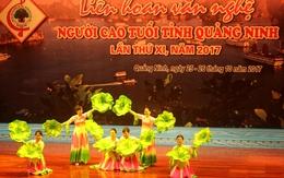 Quảng Ninh: Người cao tuổi thi tài múa hát
