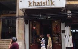 """Vụ Khaisilk: Báo cáo của quản lý thị trường gây """"sốt"""""""