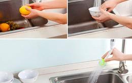 Khám phá đồ dùng thông minh (4): Vòi nước tiết kiệm tiền lại còn giúp... tạo phước lành