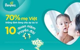 10 quan niệm nuôi con truyền đời khiến mẹ Việt đau đầu