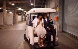 Obama ngọt ngào chúc sinh nhật vợ