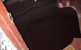 Hố tử thần nuốt vợ, đào sâu 15m vẫn không thấy