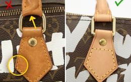 7 cách phát hiện túi xách hàng nhái