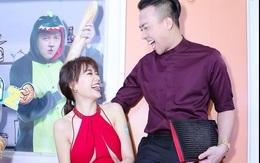 Thân hình đối lập sau 4 tháng cưới của vợ chồng Trấn Thành