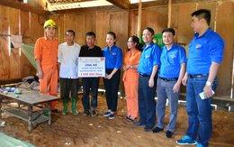 Hơn 100 triệu đồng hỗ trợ người dân vùng lũ tỉnh Yên Bái, Sơn La
