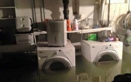 Nên sửa chữa hay thay mới đồ gia dụng sau ngập lụt?