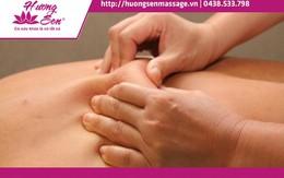 Masage Hương Sen đến là được trẻ hóa cơ bắp