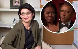 Ngoài phu nhân Michelle, đây là người phụ nữ từng khiến cựu Tổng thống Obama đắm say suốt thời tuổi trẻ