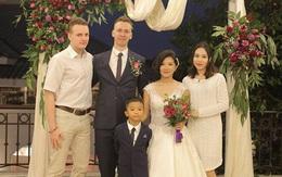 Chàng trai Nga chinh phục 'trái tim băng giá' của nữ giám đốc Việt
