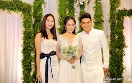 Bạn trai cũ Quý Bình vui vẻ dự tiệc cưới của Lê Phương