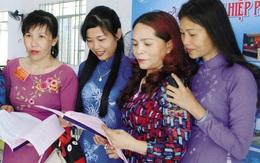 Đại hội Đại biểu phụ nữ toàn quốc lần thứ XII: 1.155 đại biểu chính thức là những phụ nữ tiêu biểu