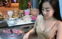 Khách nườm nượp kéo đến quán ăn vì cô chủ xinh đẹp có thân hình quá nóng bỏng