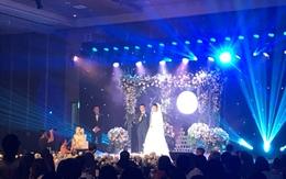 Giám đốc VTV24 Quang Minh nghẹn giọng trong lễ cưới