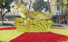 Đề xuất đặt tượng rùa bên Bờ Hồ: Chính Tháp Rùa cũng từng gây tranh cãi!