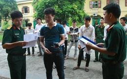 Nhiều trường đại học quân đội tuyển bổ sung