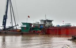 Hải Phòng: Tàu bơm cát liên tục uy hiếp sự an toàn của công trình hàng hải