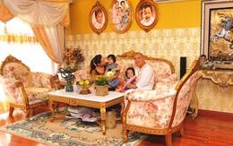 Căn nhà lãng mạn đậm phong cách Châu Âu cổ điển của cặp vợ chồng nổi tiếng hạnh phúc nhất Vbiz