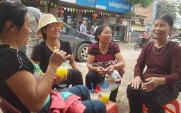 Những hình ảnh đầy xúc cảm ở Đồng Tâm sau khi chia tay ông Nguyễn Đức Chung