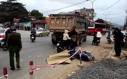 Hải Dương: Đâm vào xe tải, một nạn nhân chết thảm