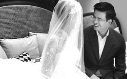 """Trước thềm đám cưới, BTV Quang Minh vướng tin đồn từng ly hôn vợ vì """"người thứ ba""""?"""