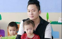 """Tùng Dương: """"Từ khi lên chức bố tôi dành sự quan tâm nhiều đến các em nhỏ"""""""