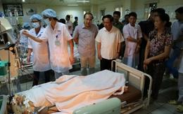 Bộ trưởng Bộ Y tế: Sẽ có kết luận sự cố làm 8 người tử vong khi chạy thận trong tuần này
