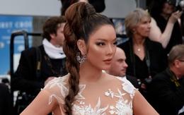 Lý Nhã Kỳ xuất hiện kiêu sa trong ngày thứ 2 ở LHP Cannes