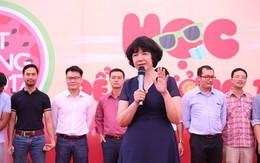 """Tiến sĩ Trịnh Thu Tuyết """"giải mã"""" đề tham khảo Ngữ văn"""