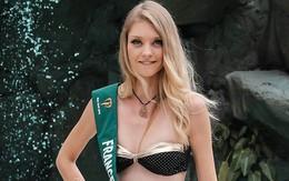 Nhiều thí sinh Miss Earth lộ đùi to, eo bánh mì