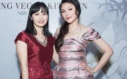 Hồ Quỳnh Hương diện đầm gợi cảm, tiết lộ lý do 'mất tích' khỏi showbiz